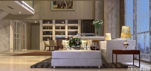 《风尚空间》---中信红树湾大复式样板房
