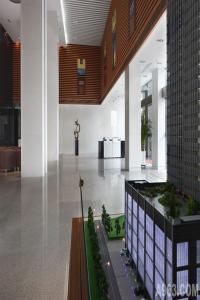 《创建大厦售楼会所》-----售楼处设计的生命力