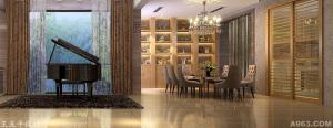 万科东海岸别墅设计