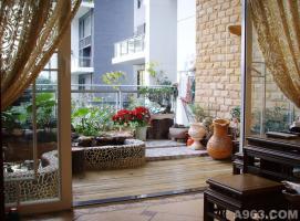 《金粉饰家》---中信红树湾欧式风格样板房设计