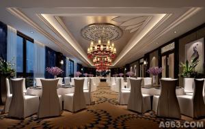 嘉泰大酒店室内设计