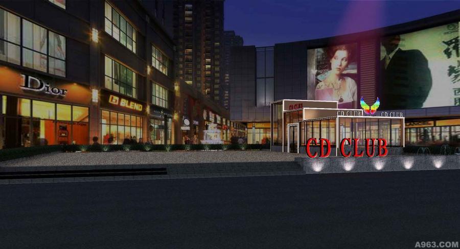 郑州娱乐会所装修设计