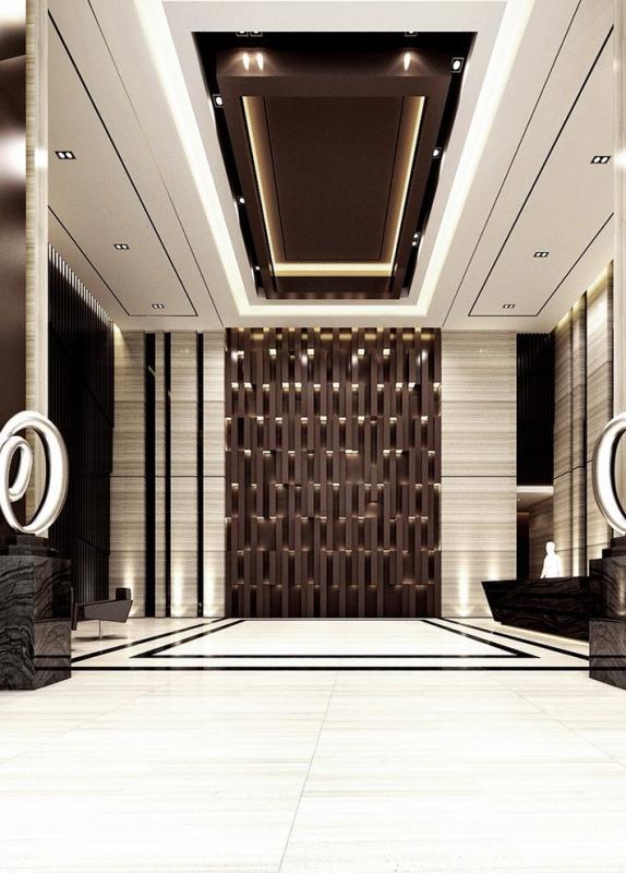 沈阳联想国际办公空间设计
