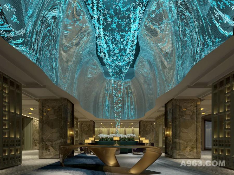 丁晓斌先生设计项目:威海洲际酒店