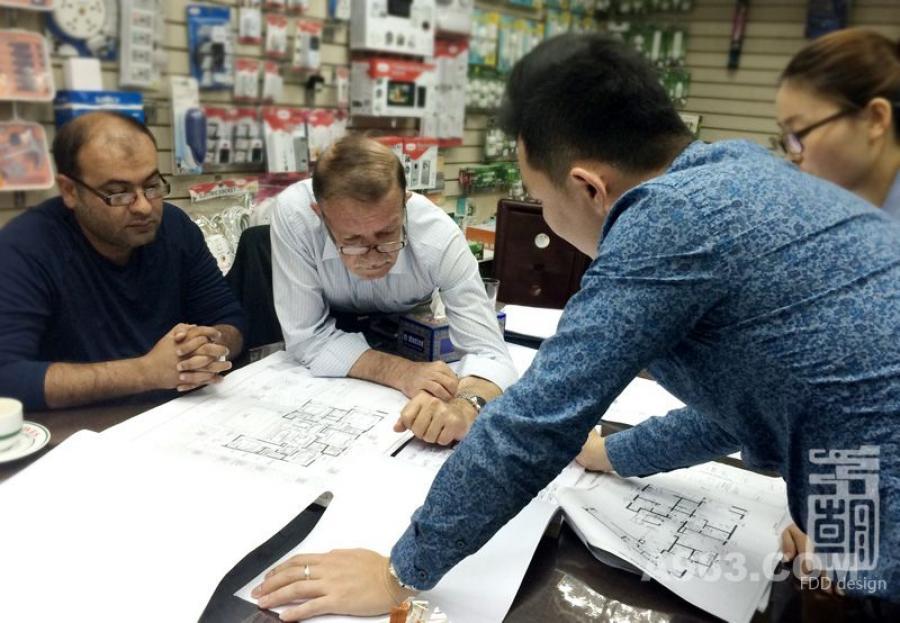 要做好一个项目,同建筑师进行方案沟通非常重要!