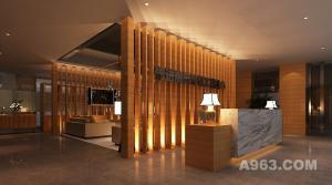 深圳某研究院办公空间室内设计