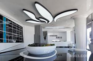 太原君威国际金融中心售楼处