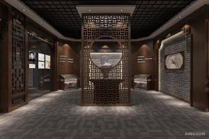 纪念馆展厅设计
