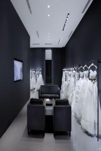 Vera+Wang上海旗舰店店内照片