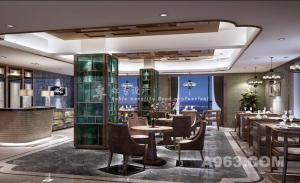 成都商务酒店设计--品香四季酒店