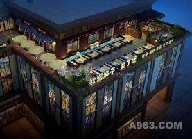 成都商务酒店设计--昌都城市名人酒店