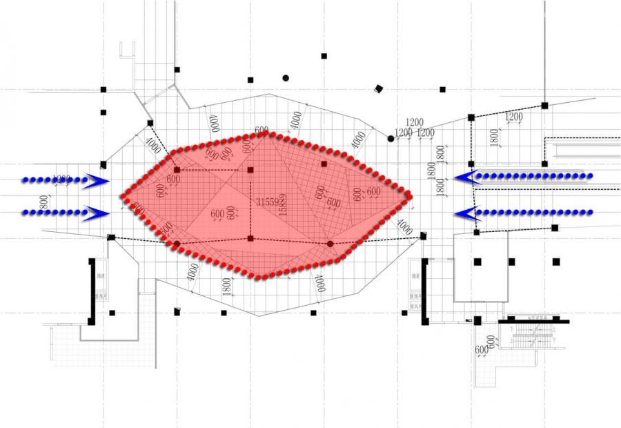 天虹商场超市设计lb-景观设计到设计院面试考什么软件图片