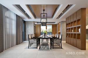 中国美林湖独栋别墅设计