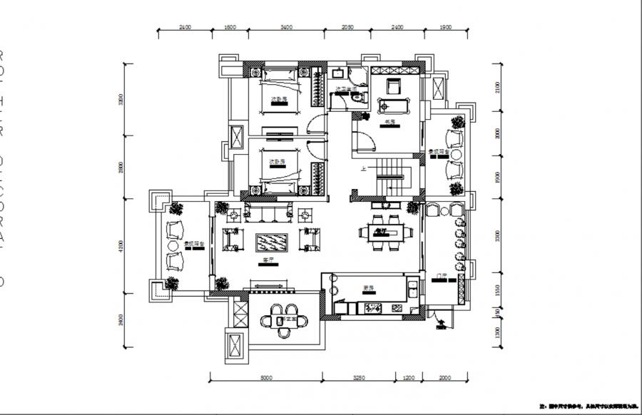 一楼平面设计规划图,平面规划决定了主人的生活方式,
