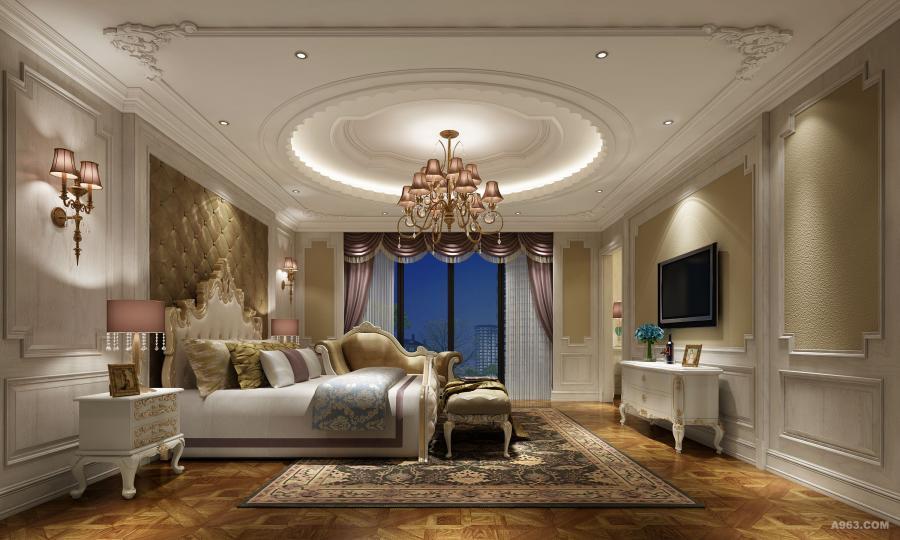 欧式别墅设计心设计