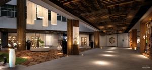 广州东方文化生活馆设计