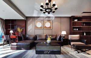 《暖 • 归》--现代中式住宅空间