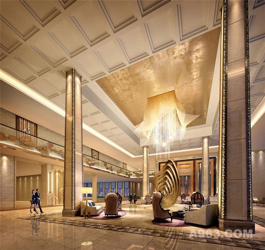 商务度假酒店设计的新方向与发展趋势之黄河明珠国际大酒店