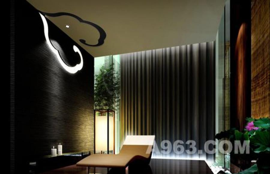 会所设计 室内设计 博仁设计