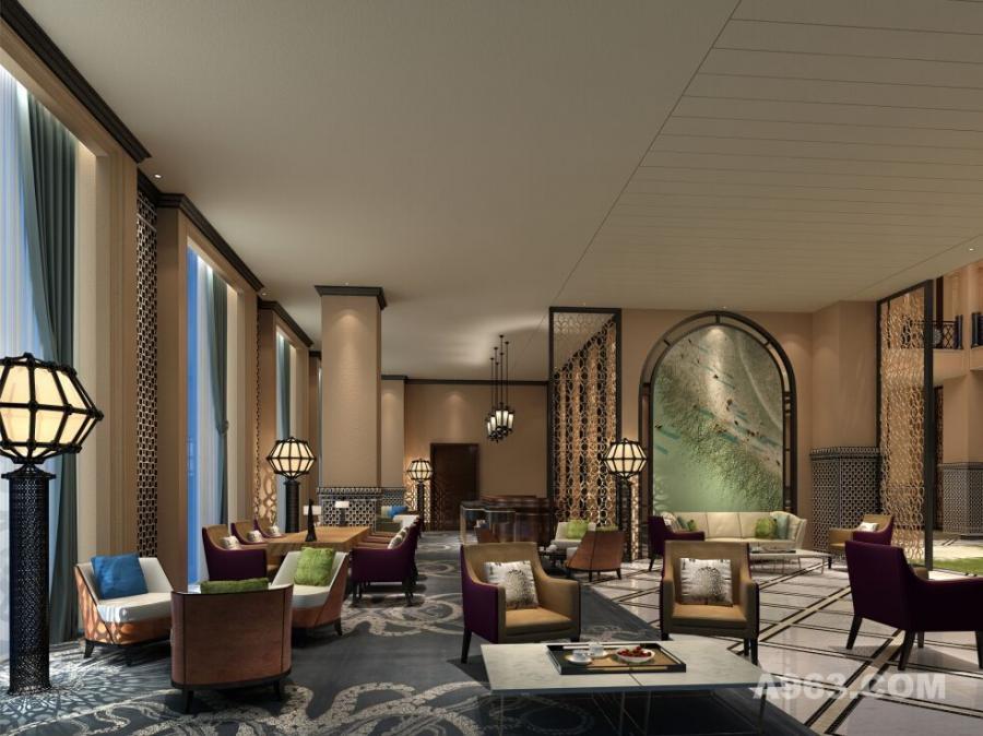 南粤设计集团案例-阿布贾科技酒店