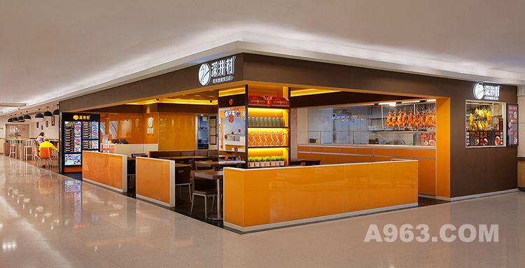 深井村中信店餐厅设计