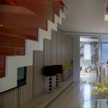 五色音符-公寓样板房