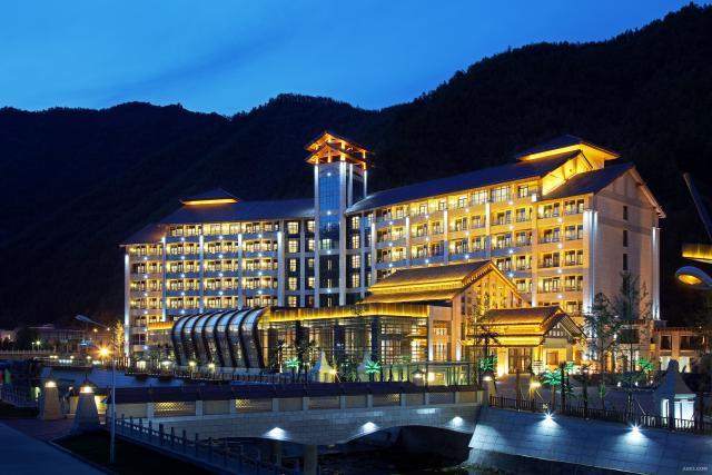 陕西柞水麓苑国际大酒店