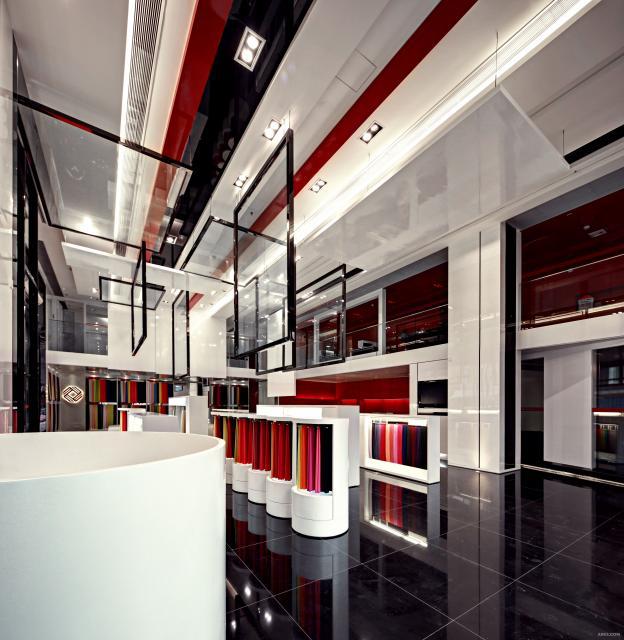 广州纺织博览中心商铺