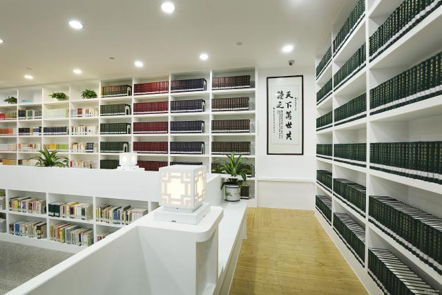 深圳图书馆——南书房