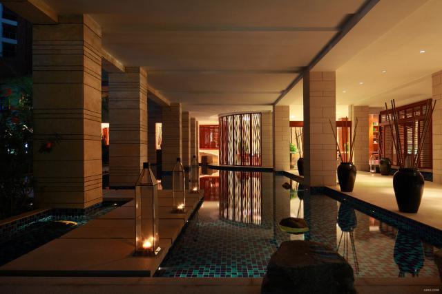 曼湾禾田居度假酒店