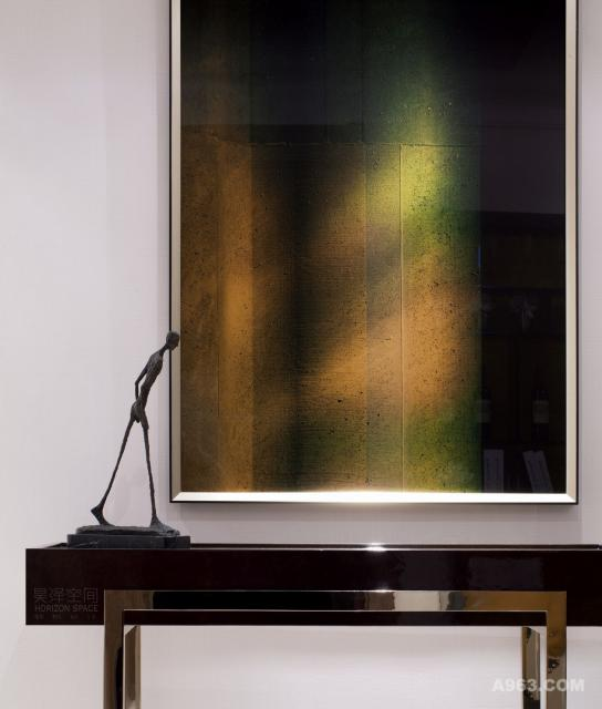 以艺术之名—上海建发璟园项目A、B户型样板房软装设计