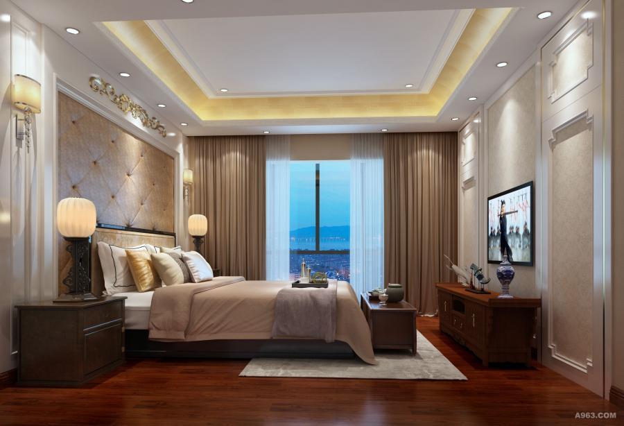 本设计现代欧式为主,但处处透露出家的温馨。高品质的家居环境是创造完美生活的必备要素。针对业主的情况,在设计上别出心裁,为业主量身打造了一个特色鲜明的现代欧式的风格,但卧室主要运用红、黄、白的颜色,给人一种温暖明亮的感觉,使人耳目一新。