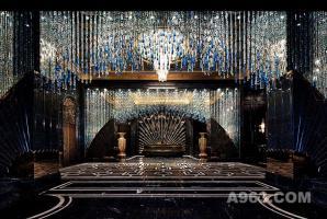 【朗昇国际商业设计】皇朝永利会:娱乐会所的奢魅与回归