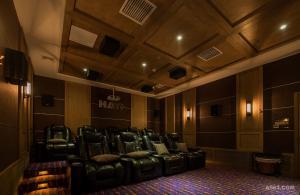 湖南海思影艺馆,私人影院行业的黑马