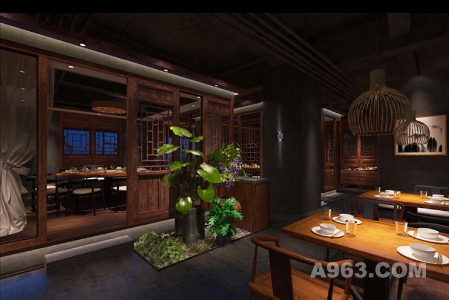 主题餐厅设计 餐厅设计 快时尚餐厅设计 餐饮设计 主题餐饮设计 6