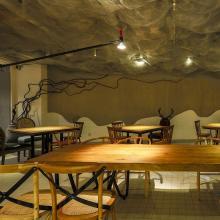 流浪地图融合菜餐厅