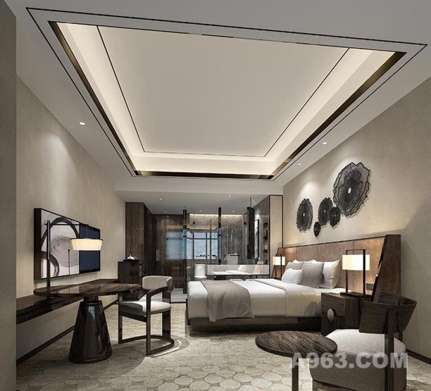 酒店设计(酒店客房)