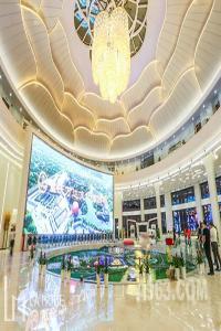 重庆万达文化旅游城展示中心
