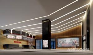 吉林敦化文化中心影院