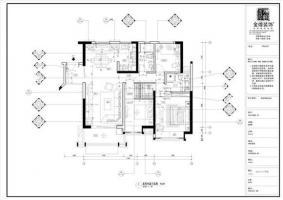 典雅与自由并重,三居室装修案例