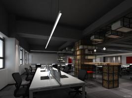 深圳博众办公室创意设计