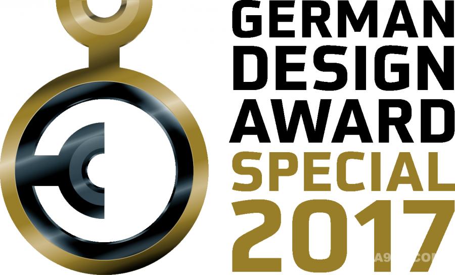 """German Design Award德意志联邦共和国国家设计奖 German Design Award ,中文译名为德意志联邦共和国国家设计奖。该奖是德国官方位阶最高的设计奖项, 是由联邦德国经济和技术部颁发的奖项,由位于法兰克福的德国国家设计协会执行,参加此奖不能由个人或企业自行报名,须由联邦德国经济部或各邦经济部及各邦经济、文化事务相关国会议员提名。成立于1953年的德意志联邦共和国国家设计奖是德国设计行业内的最高奖项,这一奖项又被称为""""奖中奖"""", 被誉为竞争最激烈的顶级奖项。该奖项是德国最高级别的官方设计奖项。德国设计委员会表示""""只有开拓领先,又有市场前景的设计才能获得提名邀请,同时设计作品本身已获得国际级别的设计大奖才具备被提名资格。"""