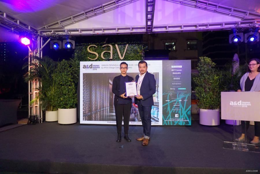 """香港AD Trophy Awards透视设计大奖 """"透视设计大奖""""是由PERSPECTIVE杂志主办的专业设计评奖,现已成为在建筑设计、室内设计、产品设计领域闻名亚洲的年度颁奖盛典。此大赛一向得到全球业界的热烈参与和赞助商鼎力支持,见证着整个亚洲设计领域的发展与进步,是亚太区重要的设计大赛之一。每年的""""透视设计大赏""""由国内外专业评审团以最严格的标准决定出每年值得问鼎的项目,评奖分为专业组与学生组,设立建筑、室内与产品设计三组类别进行评奖。"""