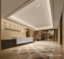 深圳市中盈贵重金属股份有限公司公司办公区设计方案
