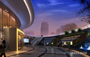 魅力曲线  富森·美家居国际生活广场  | 名汉唐设计作品