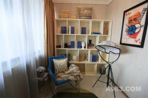 华南新城A2现代风格样板房