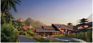 阳朔希尔顿酒店规划、设计专访——香港JR设计