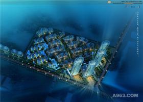 粒米设计·云建筑|江南岸随园住宅规划设计