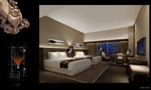 弥勒尼古拉斯五星级酒店