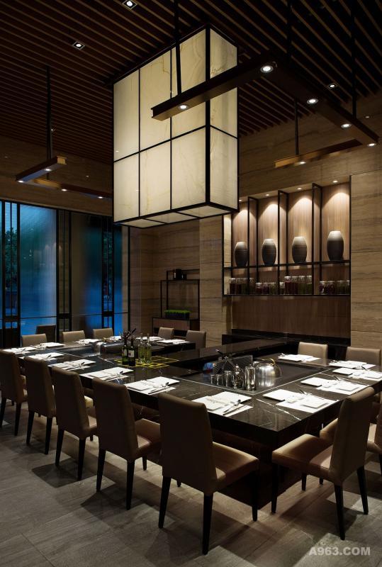 3大渔铁板烧(东莞)餐厅设计 -大堂设计2